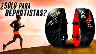 Samsung Gear Fit 2 Pro, review en español | LA pulsera