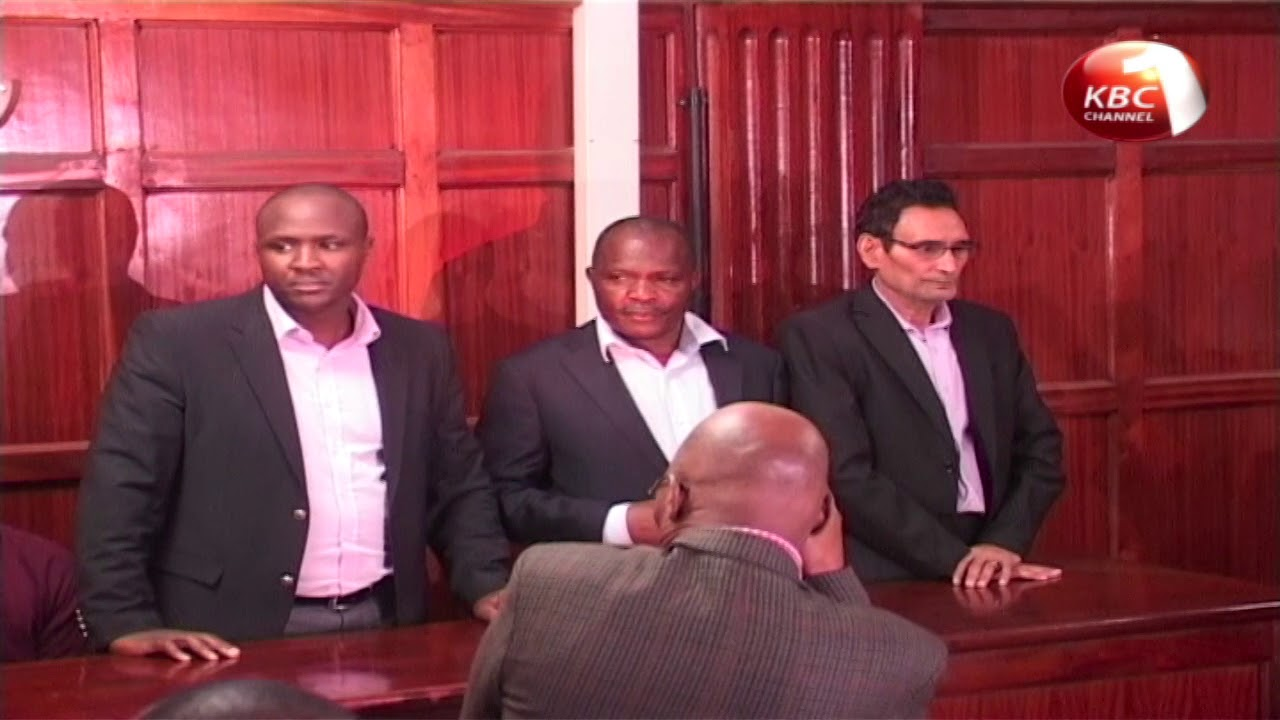 Nandi Hills MP Alfred Keter kicked out of parliament