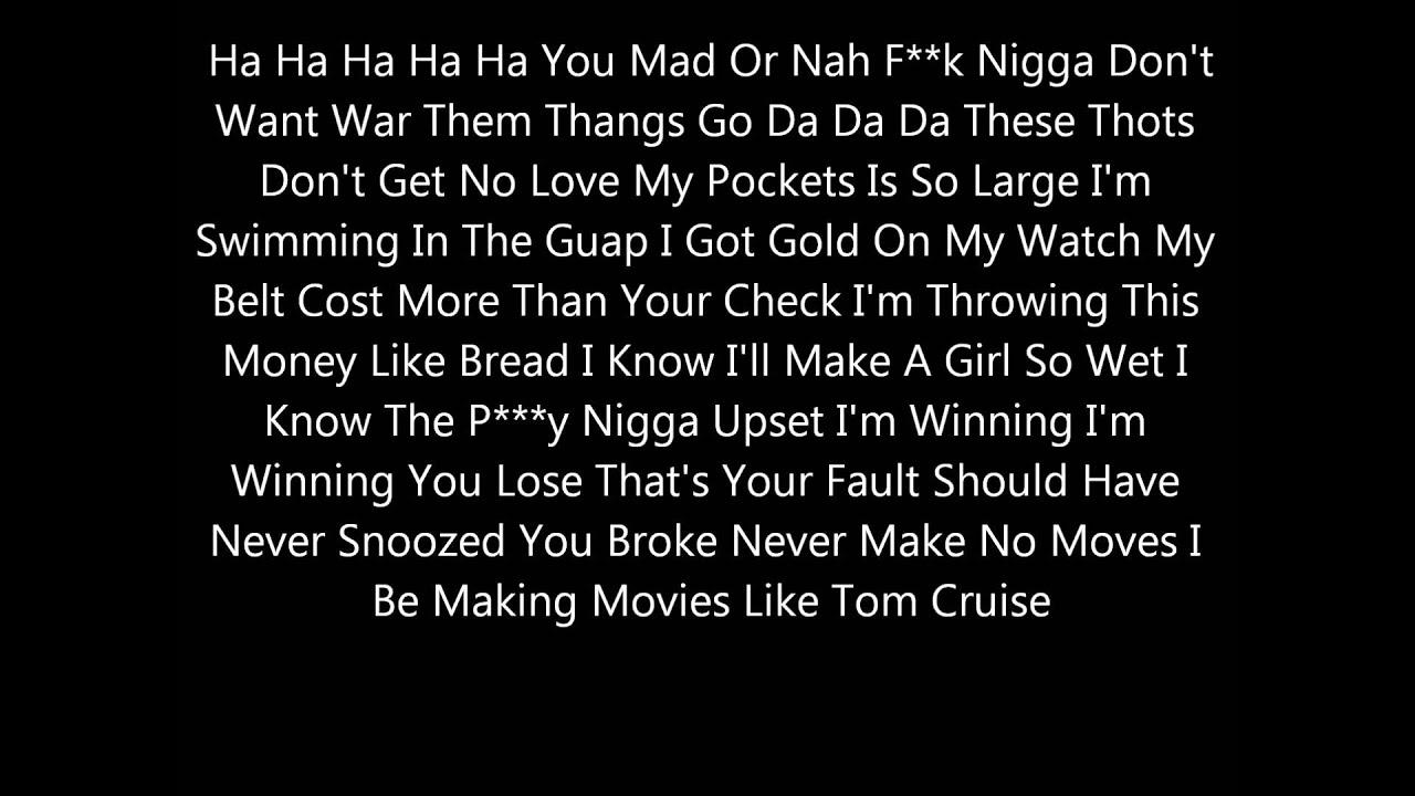 Speaker Knockerz- Lonely Lyrics - YouTube