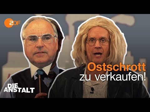Treuhand: Wer jetzt nicht kauft, ist aus der DDR | Die Ansta