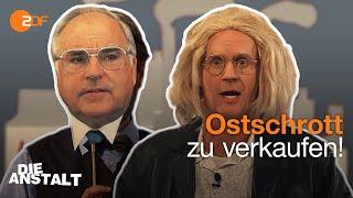 Treuhand: Wer jetzt nicht kauft, ist aus der DDR