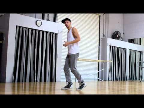 Moonwalk dance move Tutorial for beginners