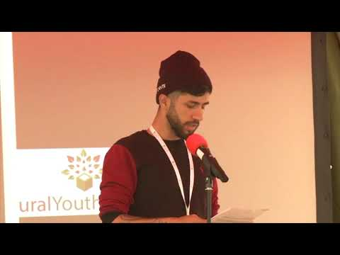 Rural Youth Project Ideas Festival - Muin Gholami, Sweden
