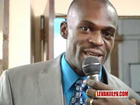 Jean Claude Derisier (Zoom) Interview at the 2012 Haitian Gospel Music Award