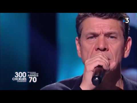 Marc Lavoine - Je reviens à toi (live/300 chœurs chantent les 80s)
