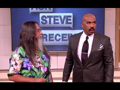 Ask Steve: I don't want to sleep with Santa Claus! || STEVE HARVEY