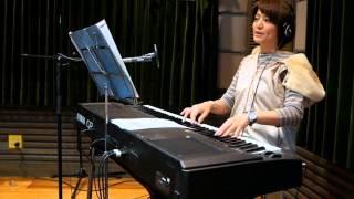 赤江珠緒のピアノ演奏「ノクターン」 赤江珠緒 動画 28