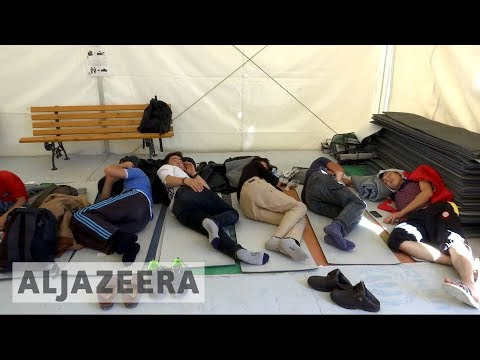 Al Jazeera English: Sharp increase in refugee arrivals on Greece's Lesbos