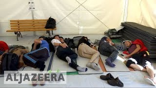 Sharp increase in refugee arrivals on Greece's Lesbos
