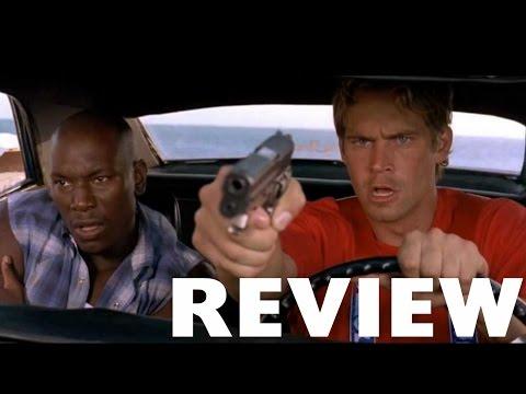 THE MOVIE ADDICT REVIEWS 2 Fast 2 Furious (2003)