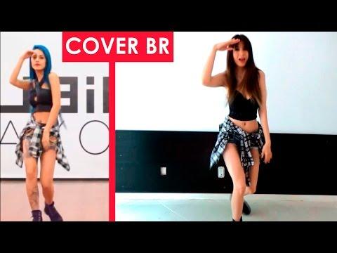Tati Zaqui - Rebelde e Abusada dance cover by Black Shine (coreografia) thumbnail