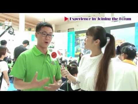 《世界青年創業論壇2016》新加坡參加者Kang Lei - 論壇讓人大開眼界
