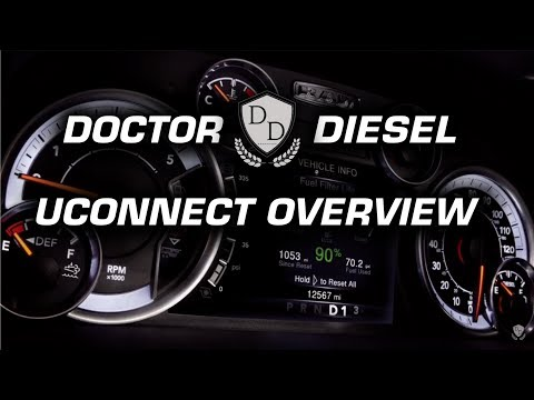 Taking Delivery UConnect Overview - 2017 RAM 2500 6.7 Cummins Laramie Edition