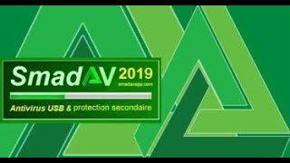 SMADAV PRO - 2eme couche anti virus  - spécial clés usb,cartes mémoires, registres, mémoires ram