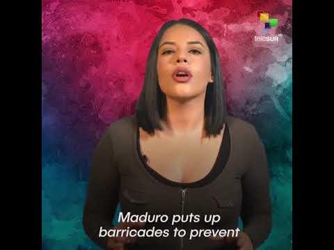 Venezuela Bridge: Mainstream Media Lies