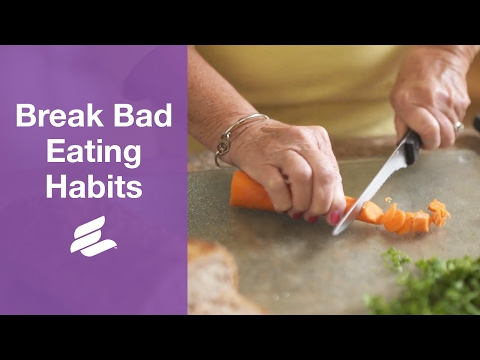 A Few Tips On Breaking Bad Eating Habits