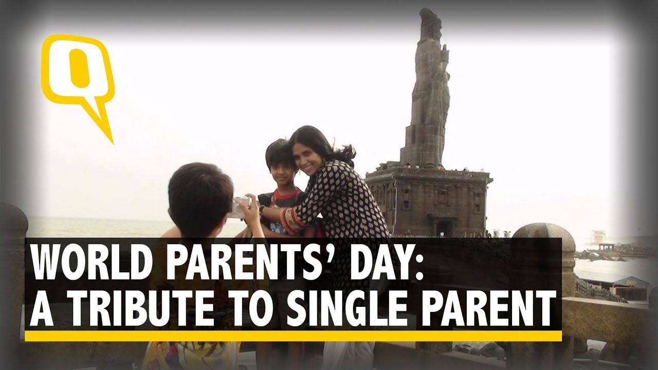 World single parents day
