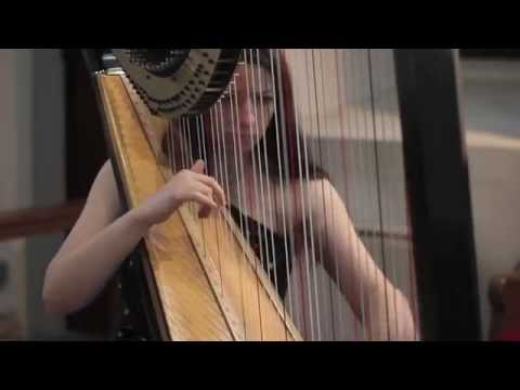 La Belle Noiseuse by Dominic Sewell // Amy Turk, Harp