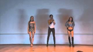 7-ой Dance Star Festival 1 часть. Батл GoGo Профи Белюченко Елена Демина Лилия