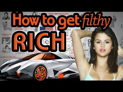 How to Get Filthy Rich Quick - 4 Hour Work Week and Rich Dad Poor Dad Money Making Ideas