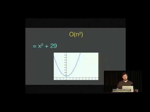 Justin Abrahms: Computer science fundamentals for self-taught programmers - PyCon 2014