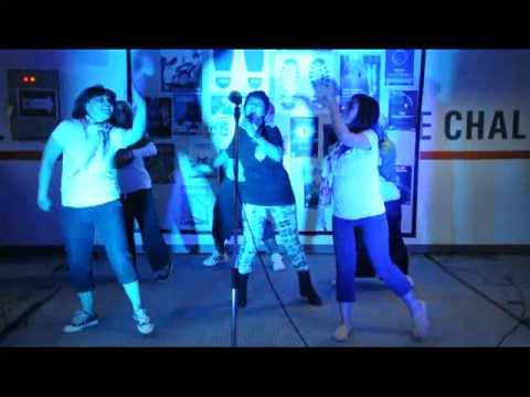GCC Launch Indonesia   Keukeuh   karaoke
