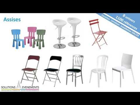 Solutions Evenements Expose Sur Le Salon Heavent Pour Son Service Location Materiel Evenementiel
