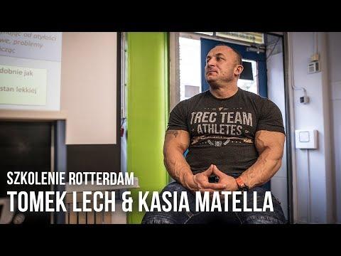 Kasia Matella i Tomasz Lech - szkolenie 18.11.2017 Rotterdam