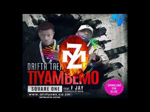 DRIFTA TREK Ft  F JAY TIYAMBEMO (Audio)  ZEDMUSIC  ZAMBIAN MUSIC 2018