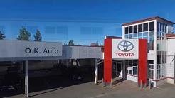 O.K. Auto Oy, Jyväskylä -esittelyvideo | Aerial videography