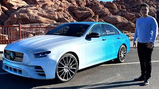 2020 Mercedes E Class   New Facelift Amg Drive Review