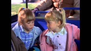 Mary Kate and Ashley Olsen - Childhood MIX