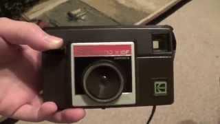 Kodak instamatic X-15F reveiw