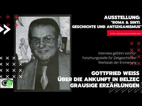 Friedel Gottfried Weiss Weiß Belcek, 'Lebende Kinder begraben. Onkel 3 Tage sterbend'