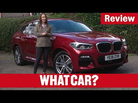 2018 BMW X4 review – better than the Mercedes GLC Coupe? | What Car?