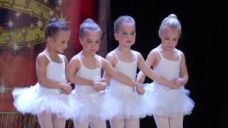 """Танец""""Маленькие лебеди"""" Академия Искусств """"Муза"""""""