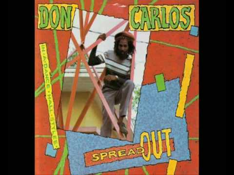 Don Carlos - Back Way With Your Mix Up  1983