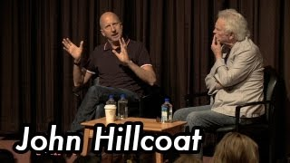 John Hillcoat on his interest in Western and Gangster films