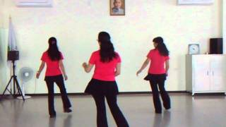 Baba Acredita (巴巴) - Line Dance