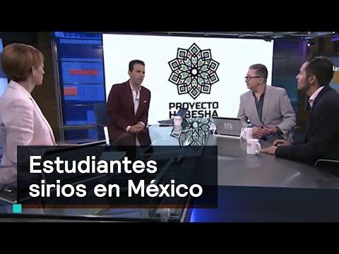 Habesha recibe estudiantes sirios en México - Despierta con Loret