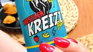 Hustler Kreizi Blue Energy Drink