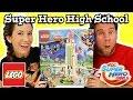 Lego DC Super Hero Girls Super Hero High School