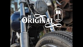 Design Your Own Bobber by Iron Thrills Motorcycle Co.