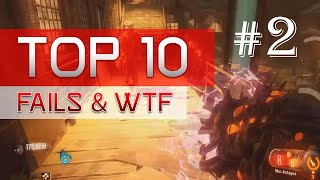 TOP 10 ZOMBIES FAILS/WTF #2