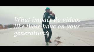 The Impact of Rap Music Videos on Teenage Society
