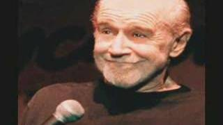 George Carlin finishing other people's sentences