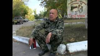 Москаль: Милиция позорно сбежала и бросила людей на растерзание ЛНР! Станица- Луганск ая