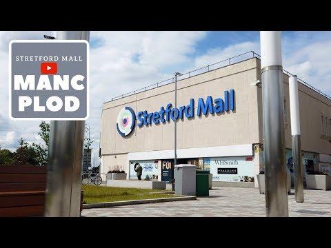 Stretford Mall | South Manchester [4K60fps]