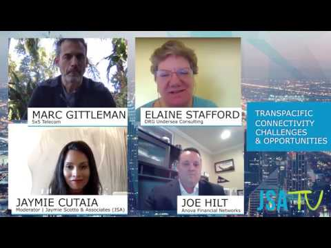 JSA Virtual CEO Roundtable 2019: TransPacific Connectivity Challenges & Opportunities