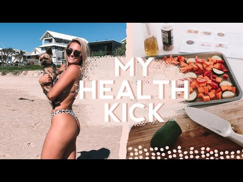 Addressing Something II My health kick that IS NOT a diet + 100 rep challenge workout